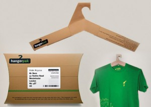Kleerhangerverpakking